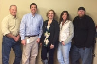 Supply Chain Team Completes Course for CSCP